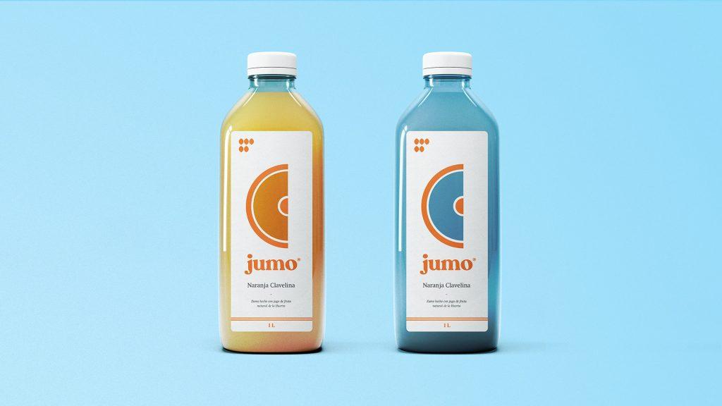 thiết kế bao bì nước trái cây