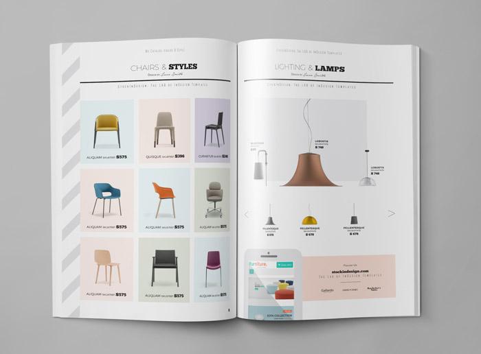 Thiết Kế Catalogue Tết