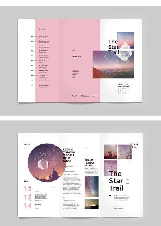 Thiết Kế Brochure Tết
